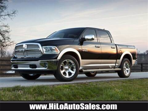 2015 RAM Ram Pickup 1500 for sale at Hi-Lo Auto Sales in Frederick MD