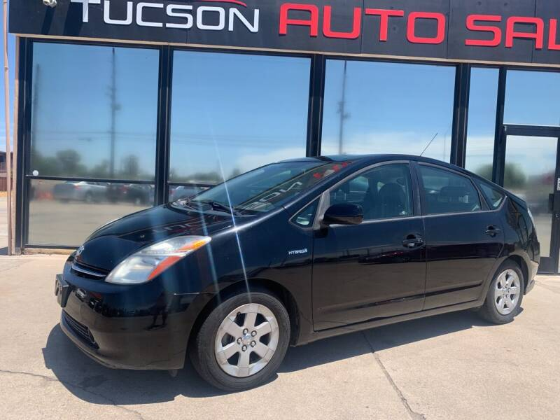 2009 Toyota Prius for sale at Tucson Auto Sales in Tucson AZ