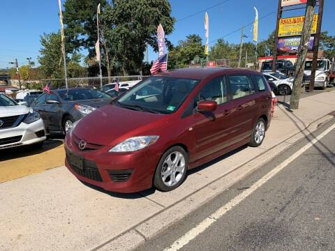 2009 Mazda MAZDA5 for sale at JR Used Auto Sales in North Bergen NJ
