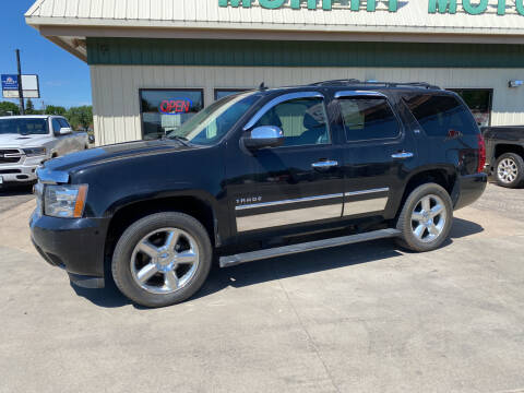 2013 Chevrolet Tahoe for sale at Murphy Motors Next To New Minot in Minot ND