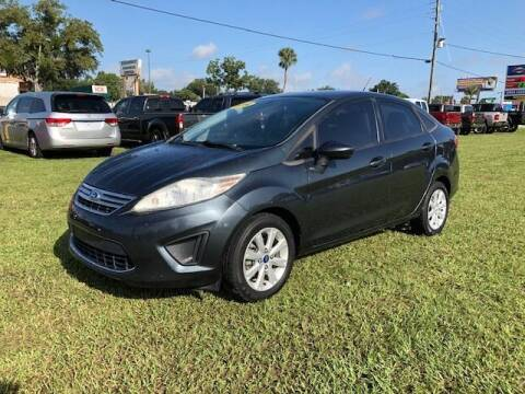 2011 Ford Fiesta for sale at Unique Motor Sport Sales in Kissimmee FL