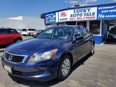 2010 Honda Accord for sale at Lucky Auto Sale in Hayward CA