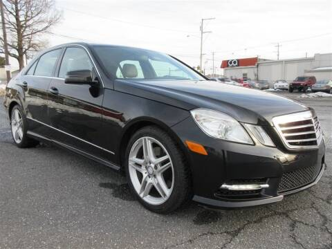 2013 Mercedes-Benz E-Class for sale at Cam Automotive LLC in Lancaster PA
