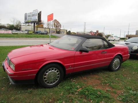 1993 Cadillac Allante for sale at Dallas Auto Mart in Dallas GA