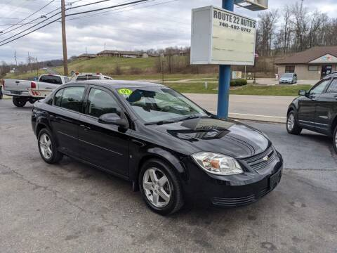 2009 Chevrolet Cobalt for sale at Route 22 Autos in Zanesville OH