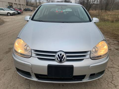 2007 Volkswagen Rabbit for sale at Luxury Cars Xchange in Lockport IL