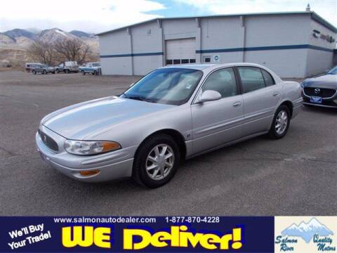 2003 Buick LeSabre for sale at QUALITY MOTORS in Salmon ID