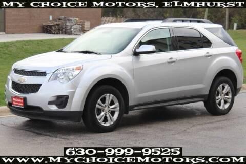 2013 Chevrolet Equinox for sale at My Choice Motors Elmhurst in Elmhurst IL