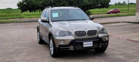 2010 BMW X5 for sale at America's Auto Financial in Houston TX