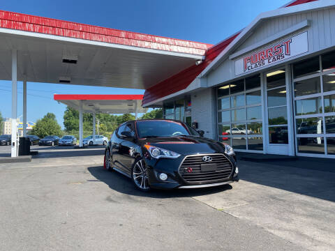2016 Hyundai Veloster for sale at Furrst Class Cars LLC  - Independence Blvd. in Charlotte NC
