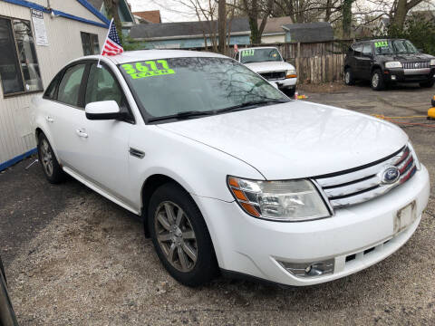 2008 Ford Taurus for sale at Klein on Vine in Cincinnati OH