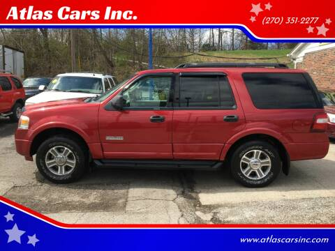 2008 Ford Expedition for sale at Atlas Cars Inc. in Radcliff KY