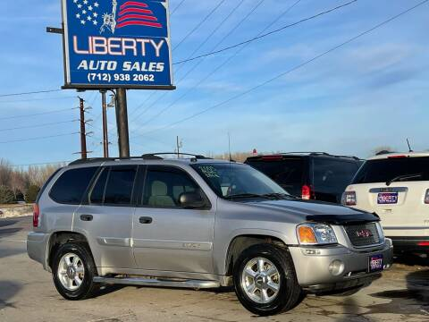 2005 GMC Envoy for sale at Liberty Auto Sales in Merrill IA
