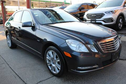 2012 Mercedes-Benz E-Class for sale at LIBERTY AUTOLAND INC in Jamaica NY