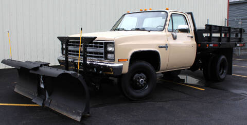 1986 Chevrolet C/K 30 Series for sale at J.K. Thomas Motor Cars in Spokane Valley WA