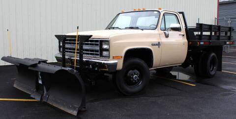 1986 Chevrolet C/K 30 Series for sale at J.K. Thomas Motor Cars in Spokane Valley WA