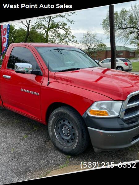 2011 RAM Ram Pickup 1500 for sale in Tulsa, OK