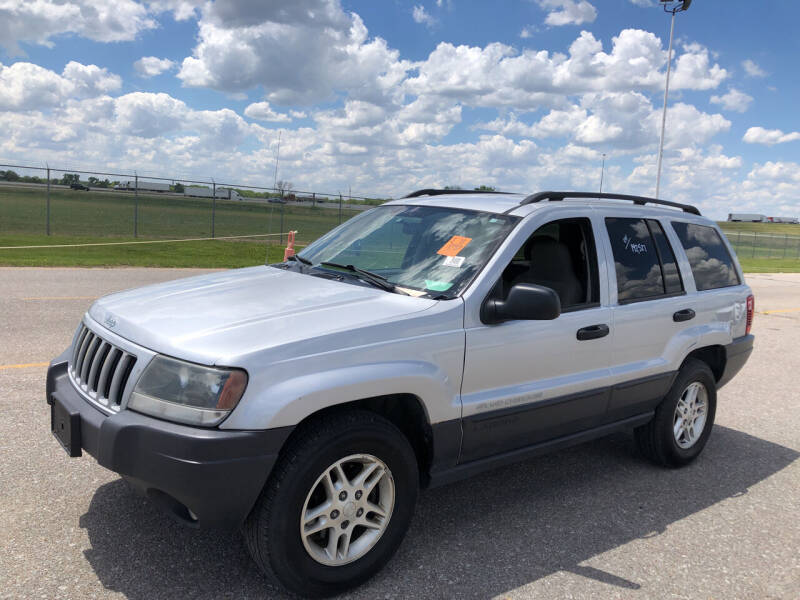 2004 Jeep Grand Cherokee for sale at Sonny Gerber Auto Sales in Omaha NE