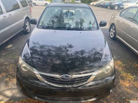 2008 Subaru Impreza for sale at Bethlehem Auto Sales in Bethlehem PA