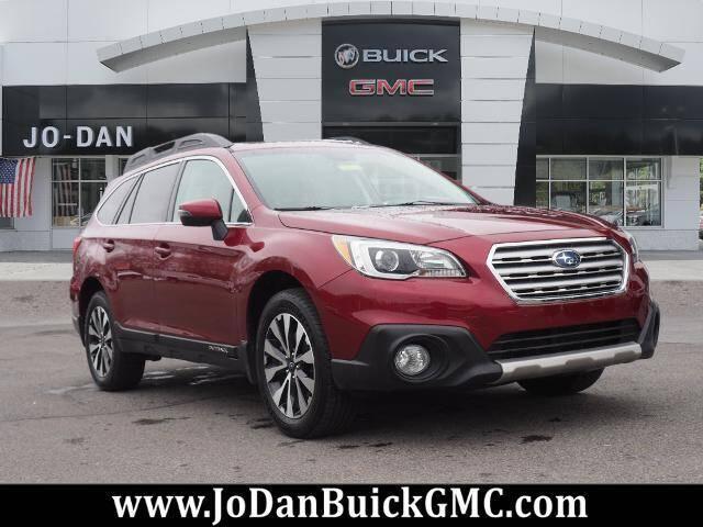 2015 Subaru Outback for sale at Jo-Dan Motors - Buick GMC in Moosic PA