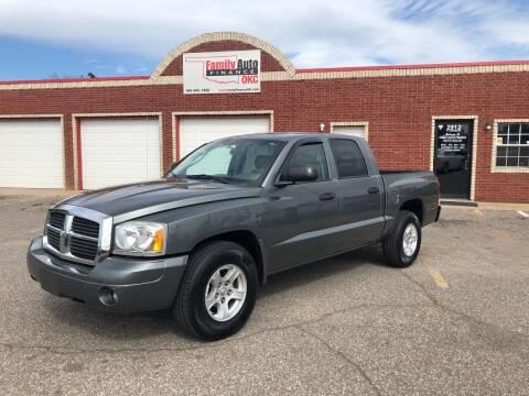 2007 Dodge Dakota for sale at Family Auto Finance OKC LLC in Oklahoma City OK