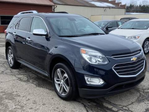 2016 Chevrolet Equinox for sale at Miller Auto Sales in Saint Louis MI