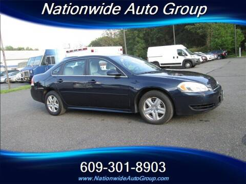 2011 Chevrolet Impala for sale at Nationwide Auto Group in East Windsor NJ