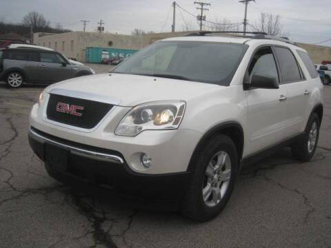 2012 GMC Acadia for sale at ELITE AUTOMOTIVE in Euclid OH