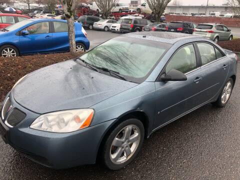 2006 Pontiac G6 for sale at Blue Line Auto Group in Portland OR