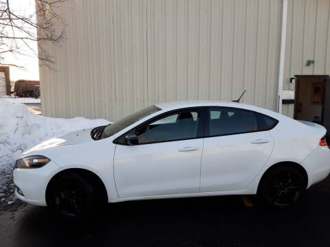 2015 Dodge Dart for sale at C & C Wholesale in Cleveland OH