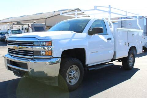 2018 Chevrolet Silverado 2500HD for sale at CA Lease Returns in Livermore CA