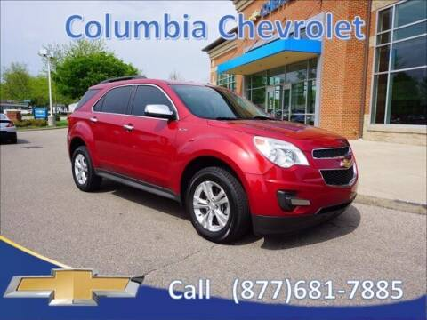 2014 Chevrolet Equinox for sale at COLUMBIA CHEVROLET in Cincinnati OH