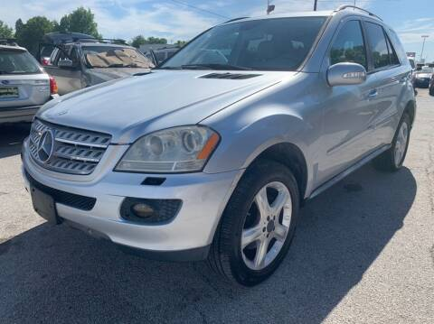 2008 Mercedes-Benz M-Class for sale at New To You Motors in Tulsa OK