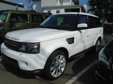 2013 Land Rover Range Rover Sport for sale at Greg's Auto Sales in Dunellen NJ