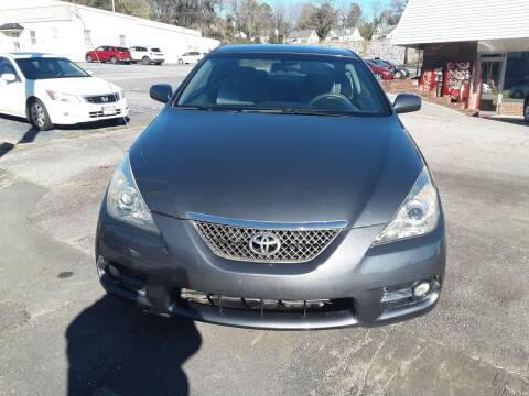 2007 Toyota Camry Solara for sale at Auto Villa in Danville VA