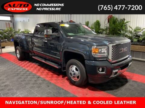 2017 GMC Sierra 3500HD for sale at Auto Express in Lafayette IN