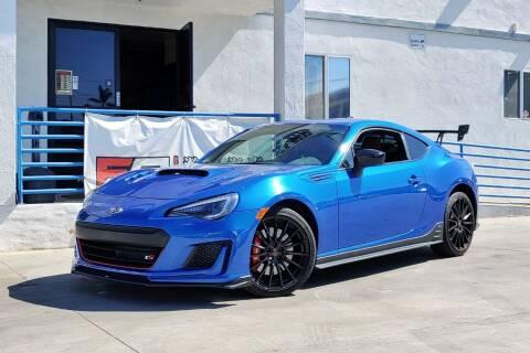 2018 Subaru BRZ for sale at Fastrack Auto Inc in Rosemead CA