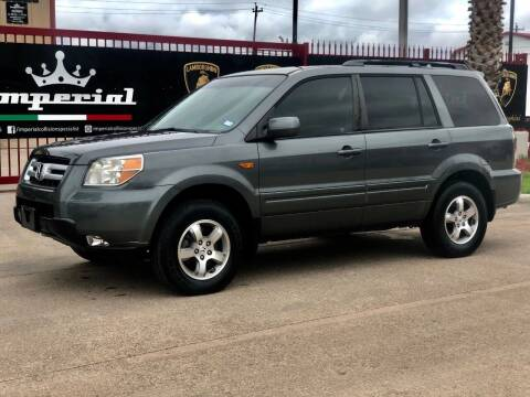 2008 Honda Pilot for sale at Texas Auto Corporation in Houston TX