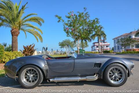 1965 Ford Backdraft Cobra for sale at Top Classic Cars LLC in Fort Myers FL