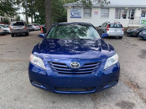 2007 Toyota Camry for sale at MEEK MOTORS in North Chesterfield VA