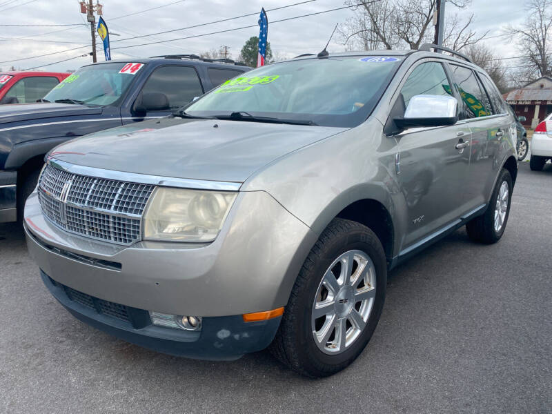 2008 Lincoln MKX for sale at Cars for Less in Phenix City AL