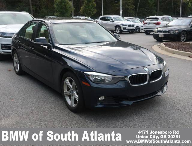 2015 BMW 3 Series for sale at Carol Benner @ BMW of South Atlanta in Union City GA