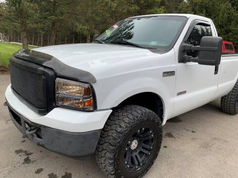 2006 Ford F-250 Super Duty for sale at SMS Motorsports LLC in Cortland NY