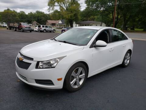 2014 Chevrolet Cruze for sale at Curtis Lewis Motor Co in Rockmart GA