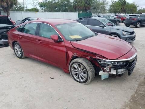2019 Honda Accord for sale at ELITE MOTOR CARS OF MIAMI in Miami FL