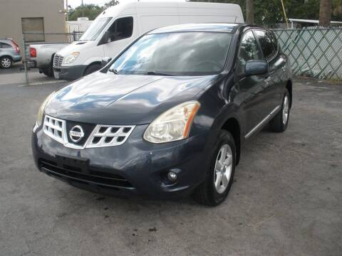 2013 Nissan Rogue for sale at Priceline Automotive in Tampa FL