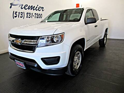 2018 Chevrolet Colorado for sale at Premier Automotive Group in Milford OH
