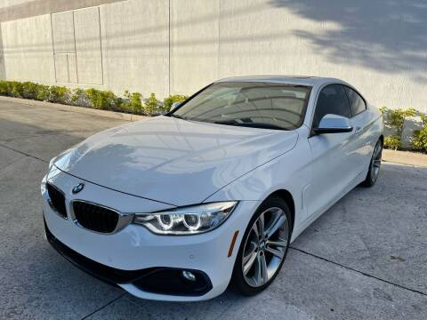 2016 BMW 4 Series for sale at Auto Beast in Fort Lauderdale FL