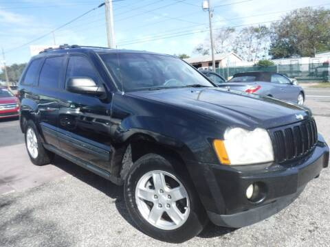 2005 Jeep Grand Cherokee for sale at LEGACY MOTORS INC in New Port Richey FL