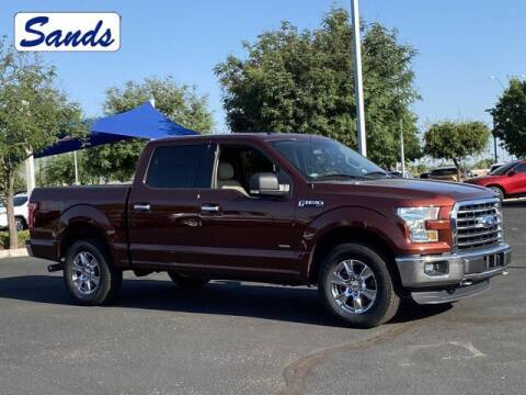 2016 Ford F-150 for sale at Sands Chevrolet in Surprise AZ